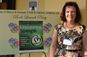 Unwavering Strength Book Launch Party