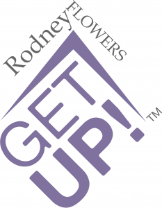 Rodney Flowers - Get Up Logo