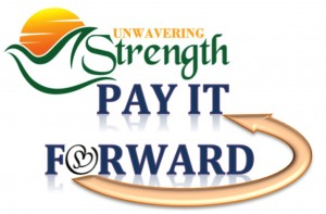Pay it Forward with heart